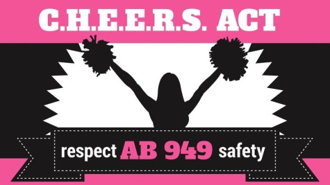 Cheerleaders are Finally Classified as Athletes