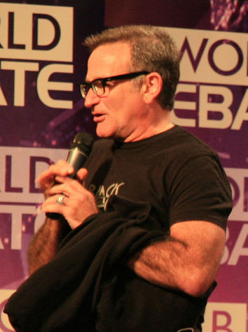 Childhood Favorite Remembered: Robin Williams