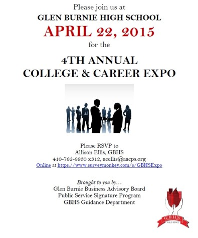 GBHS College & Career Expo On the Way