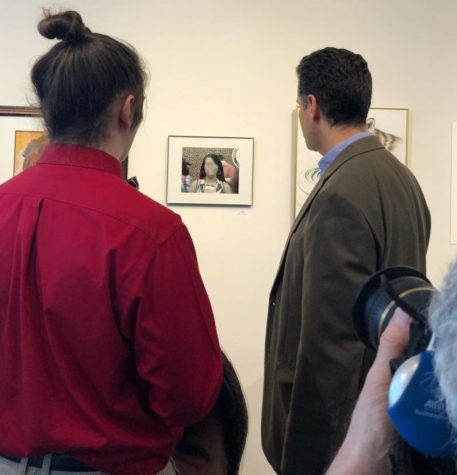 GBHS Student Places 2nd at Congressional Art Competition