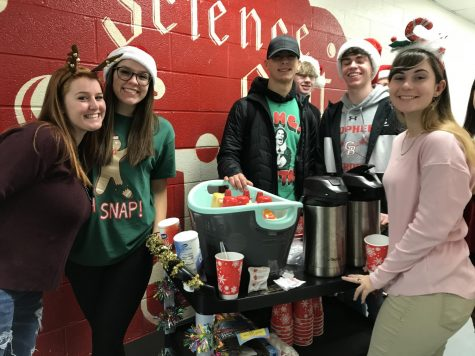 NHS Coffee Cart 2019