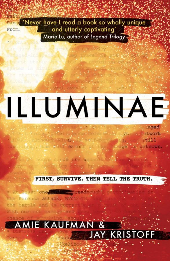 The Book Burrow #3: The Illuminae Files